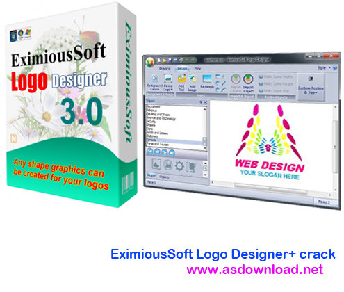 Photo of EximiousSoft Logo Designer 3.75 + crack-نرم افزار طراحی لوگو