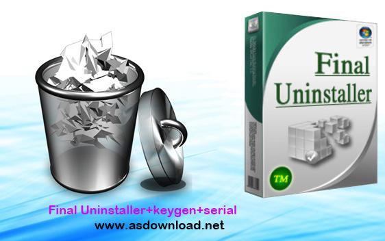 Final Uninstaller 2.6.2+keygen+serial- حذف کامل ردپای نرم افزارها از سیستم