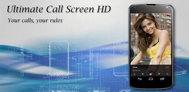 Ultimate Caller ID Screen HD Pro v10.3.7-نمایش عکس مخاطبین هنگام تماس با کیفیت hd