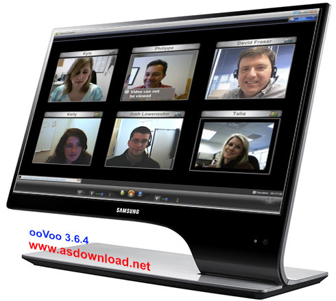 ooVoo v3.6.5.10 Final- دانلود مسنجر ویدئویی