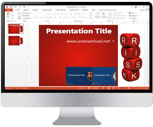 PPT Template-دانلود تم پاورپوینت 2010-2013