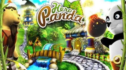 Hero panda: Bomber-بازی پاندای بمب افکن قهرمان برای اندروید+ دیتا