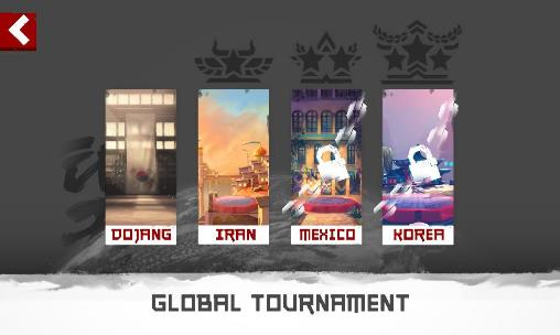 The taekwondo game: Global tournament-دانلود بازی تکواندو برای اندروید