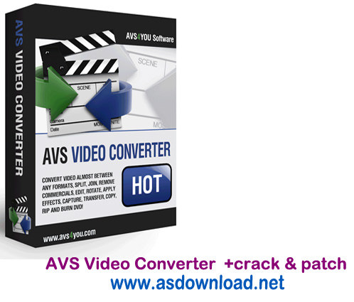 AVS Video Converter v9.1.4.574 + patch-نرم افزار حرفه ای تبدیل فرمت فیلم ها برای تمامی دستگاه ها