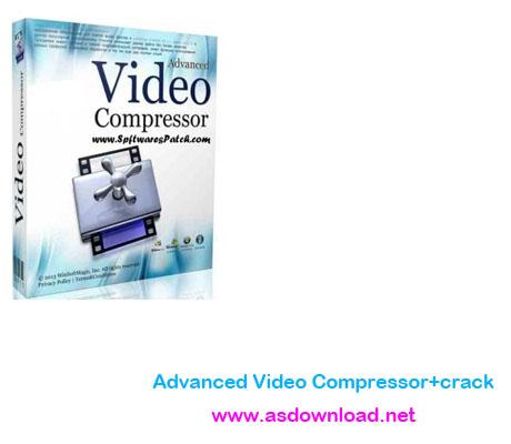 نرم افزار کاهش حجم فیلم بدون افت کیفیت - Advanced Video Compressor 2012.0.4.9