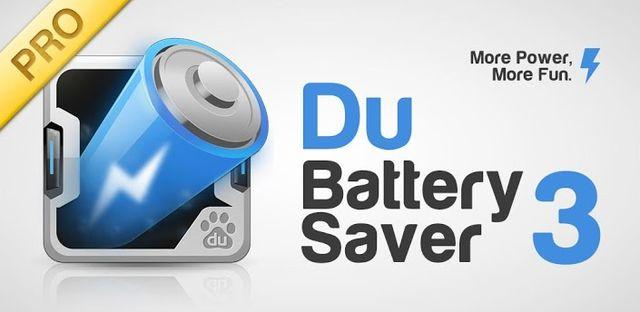 DU Battery Booster – Power Saver v3.9.6.5-نرم افزار بهینه سازی و کاهش مصرف شارژ باطری اندروید