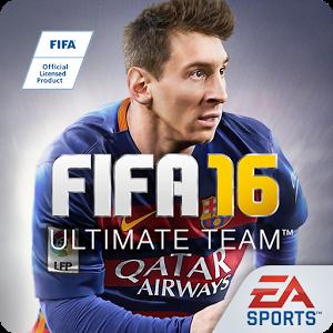 دانلود بازی فیفا 2016 برای اندروید - FIFA 16 3.0.112594 + دیتا