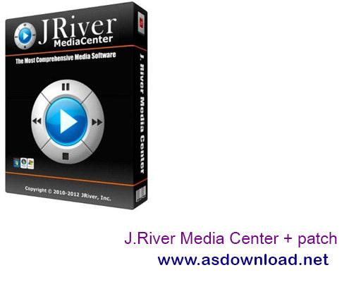 J.River Media Center 20.0.70 + patch-مدیا پلیر همه کاره