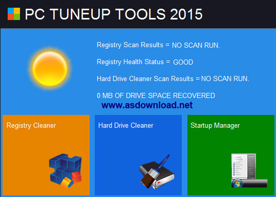 Madcrosoft PC TuneUp Tools 2015 + crack- نرم افزار بهینه سازی سیستم
