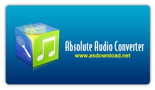 Absolute Audio Converter 6.2.5 + serial-نرم افزار تبدیل فرمت آهنگ