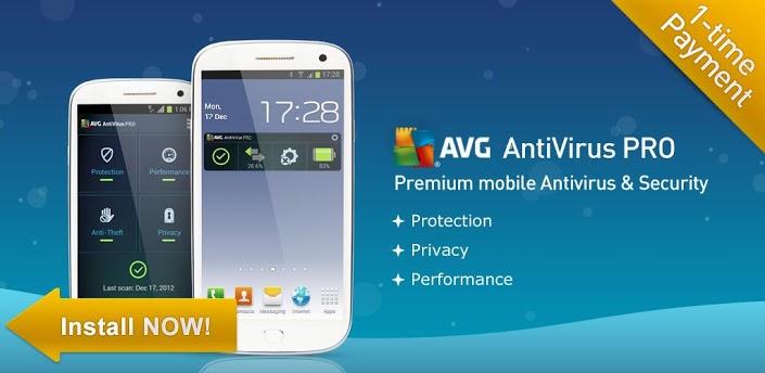 Mobile AntiVirus Security PRO v4.2.1-آنتی ویروس پیشرفته برای اندروید
