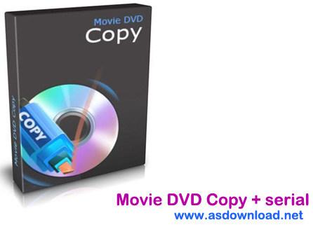 Movie DVD Copy 1.4.3 + serial-نرم افزار شکستن قفل DVD  فیلم ها و کپی از آنها