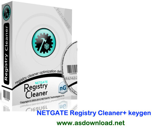 NETGATE Registry Cleaner+ keygen