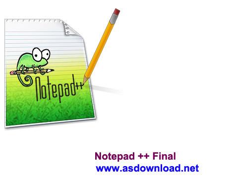 Notepad ++ 6.7 Final + Portable-نرم افزار کد نویسی جایگزین نت پد