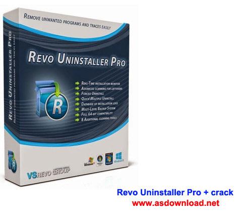 Revo Uninstaller Pro 3.1.4 +crack-حذف کامل برنامه های ویندوز