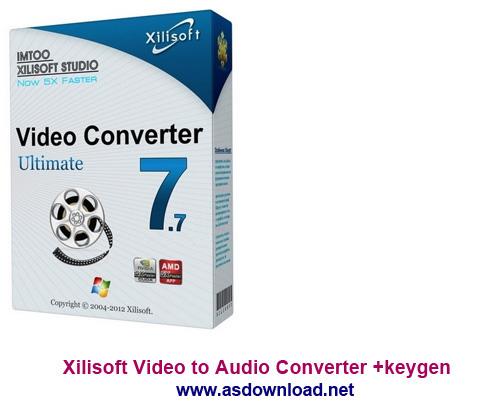 Photo of Xilisoft Video to Audio Converter 7.7.3 + keygen-نرم افزار تبدیل فیلم به صدا