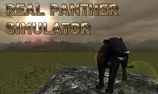 Real panther simulator-بازی پلنک شکاری برای اندروید