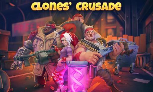 Clones' crusade - بازی کلون جنگ های صلیبی برای اندروید+ دیتا