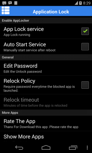 3-Applock & Hide
