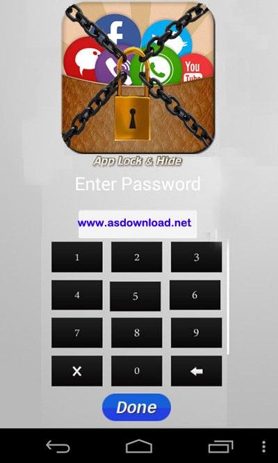 Applock & Hide - مخفی کردن و قفل گذاری بر روی واتس آپ