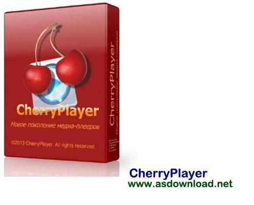 CherryPlayer 2.4.1 - دانلود پلیر پخش فیلم و موزیک با کیفیت بالا