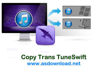 Copy Trans TuneSwift