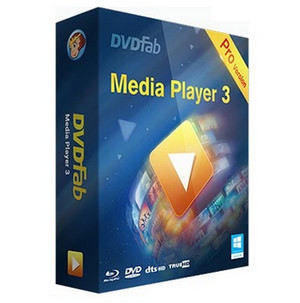 DVDFab Media Player - مدیا پلیر حرفه ای پخش فیلم