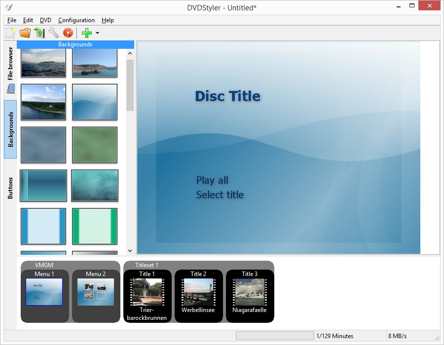 DVDStyler 2.8 Final