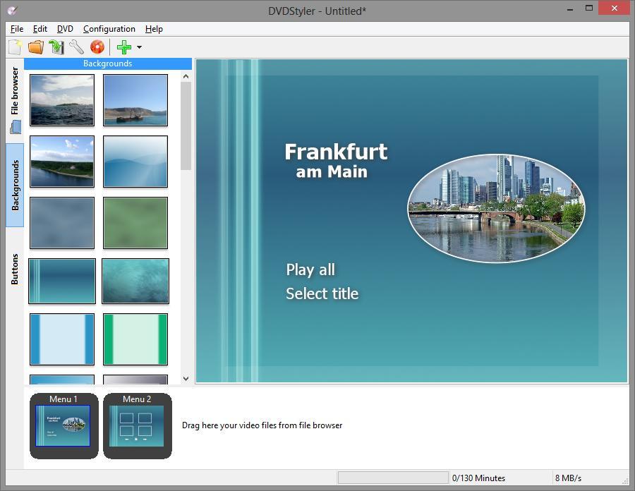 DVDStyler 2.8.1 Final