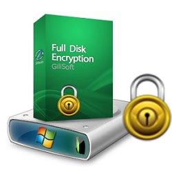 GiliSoft USB Stick Encryption keygen - نرم افزار پسورد گذاری بر روی فلش usb و مموری کارت