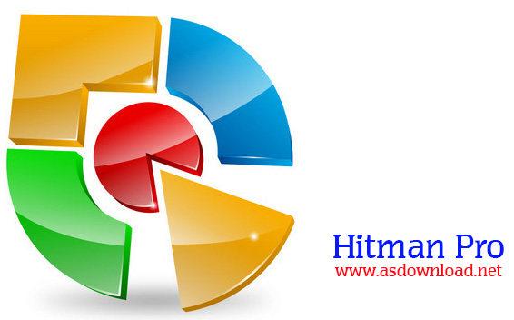 Hitman Pro 3.7.9 Build 234 + x64 + keygen - نرم افزار حذف فایل های مخرب از سیستم