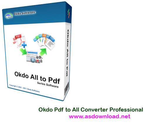 Okdo Pdf to All Converter Professional