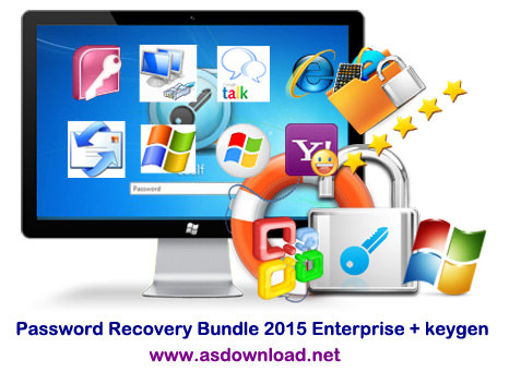 Password Recovery Bundle 2015 Enterprise + keygen