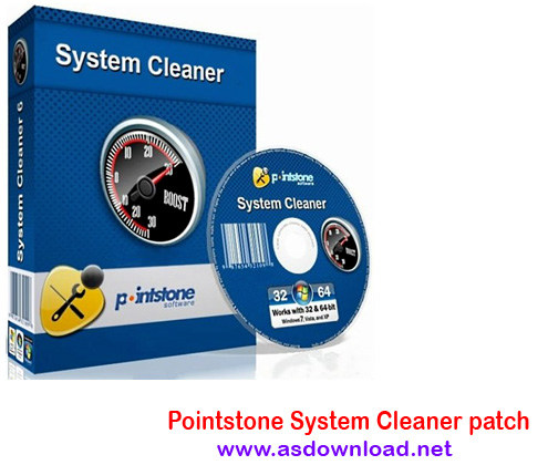 Pointstone System Cleaner patch