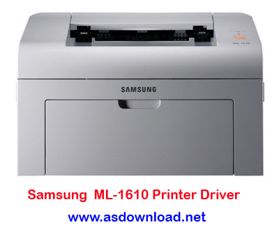 Samsung ML-1610 Printer Driver