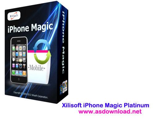 Xilisoft iPhone Magic Platinum 5.6.8 Build 20141122 + keygen + patch - نرم افزار تبدیل فرمت برای گوشی های آیفون
