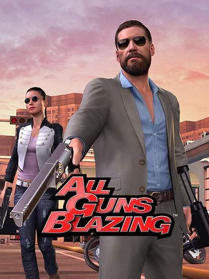 All guns blazing - بازی تیزاندازی جنگی تمامی اسلحه های فروزان برای اندروید+ دیتا