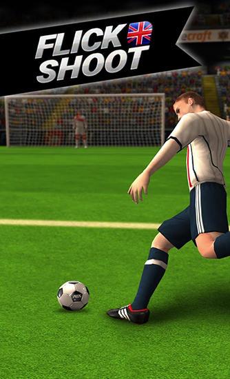 Flick shoot: United kingdom -بازی فوتبال شوت از راه دور برای اندروید