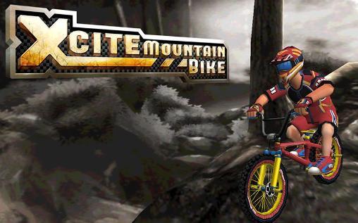 Xcite mountain bike - بازی دوچرخه سواری کوهستان برای اندروید