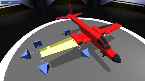 Simple planes – بازی ساخت هواپیما برای اندروید + دیتا
