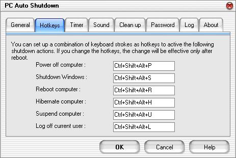 PC Auto Shutdown 6.0 – نرم افزار خاموش کردن سیستم در زمان دلخواه