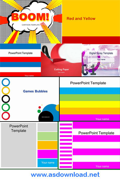 PowerPoint Template 2015