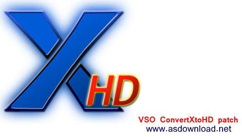 VSO ConvertXtoHD 1.0.0.31 Final patch- نرم افزار تبدیل و رایت فیلم های HD