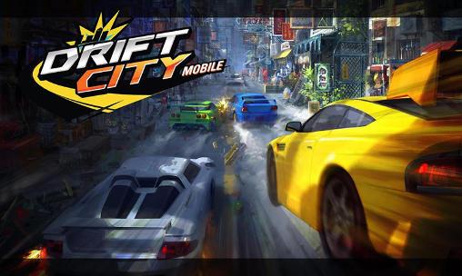 Drift city mobile - بازی مسابقه ماشین سواری برای اندروید + دیتا