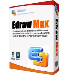 Photo of Edraw Max 8.6.0.588 + crack – قویترین نرم افزار طراحی انواع نمودار, جدول و دیاگرام