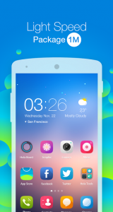 1 Hola Launcher Simple Fast