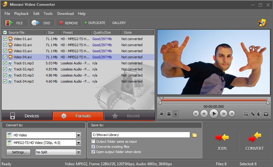 1-Movavi Video Converter