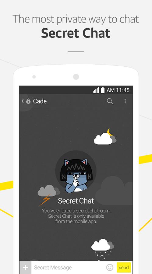 2-KakaoTalk Free Calls & Text