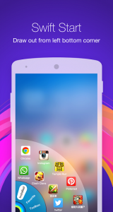 3 Hola Launcher Simple Fast