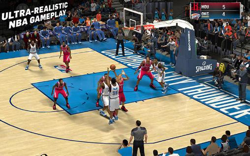 NBA 2K15- دانلود بازی بسکتبال ان بی ای 2015 برای اندروید